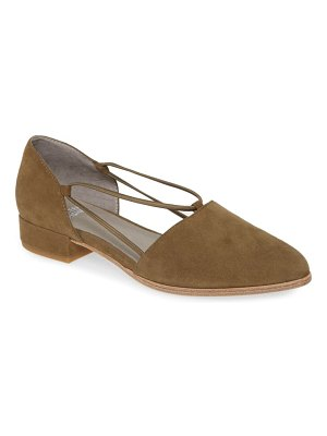 Eileen Fisher honey flat