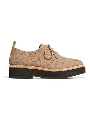 Eileen Fisher Nims Oxford Lace-Up Shoes