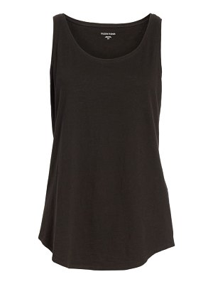 Eileen Fisher organic cotton jersey tank