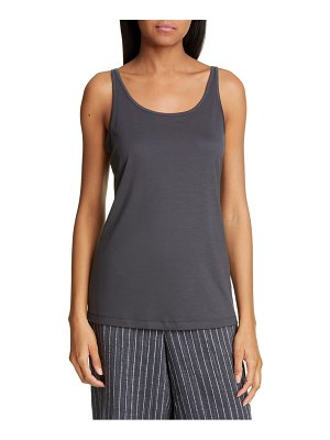 Eileen Fisher scooped neck camisole