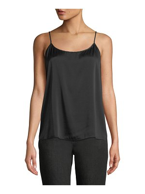 Eileen Fisher Silk Charmeuse Cami Top