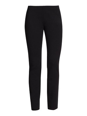 Eileen Fisher slim-fit system stretch ponte pants