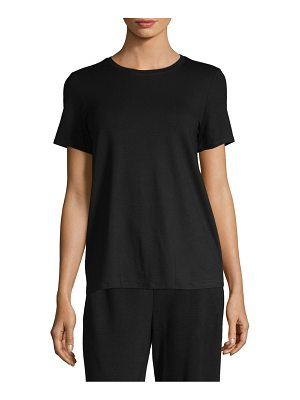 Eileen Fisher system roundneck t-shirt
