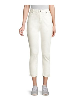 Eileen Fisher tapered ankle jeans