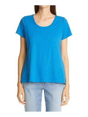 Eileen Fisher u-neck t-shirt