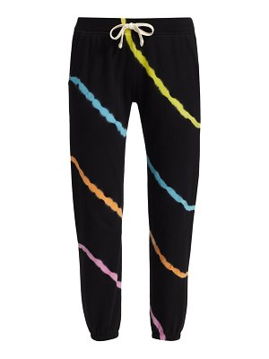 Electric & Rose pacifica striped joggers