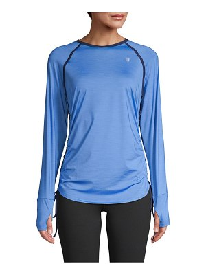 Eleven by Venus Williams Tangle Long-Sleeve Top