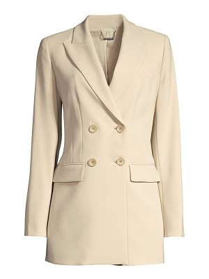 Elie Tahari aster double breasted jacket