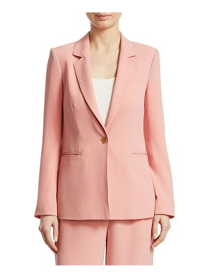 Elizabeth and James Carson One-Button Blazer