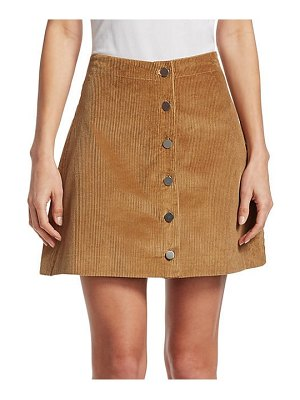 Elizabeth and James pruitt mini corduroy skirt