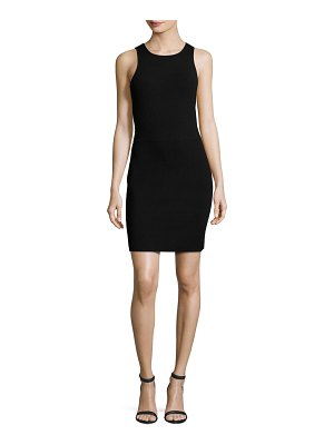 Elizabeth and James Ritter Sleeveless Body-Con Mini Dress