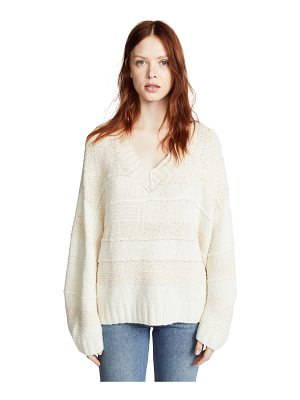 Elizabeth and James torry pullover sweater