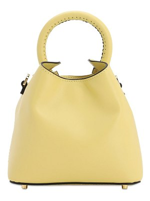 Elleme Madeleine smooth leather bag