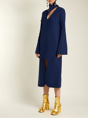 Ellery beatification split midi dress