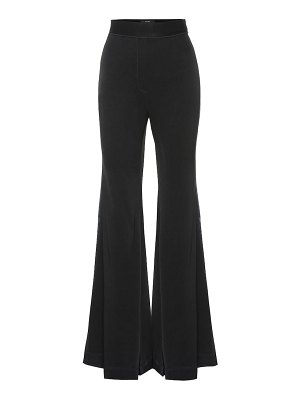 Ellery high-rise flared pants