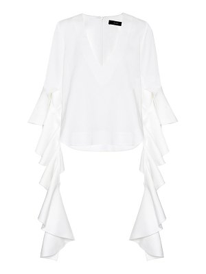 Ellery Ruched top