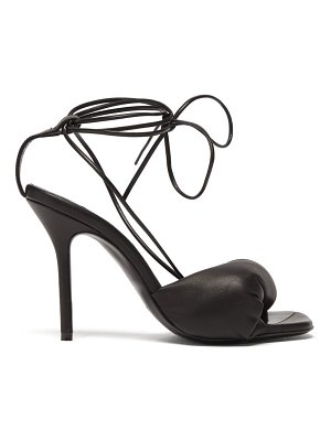 Ellery themista wraparound leather sandals