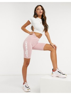 Ellesse legging short in pink