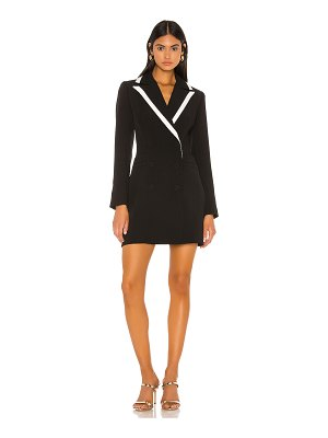 ELLIATT kenzie blazer dress
