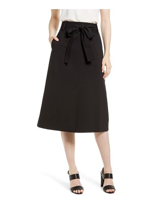 Emerson Rose tie waist skirt