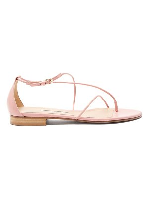 EMME PARSONS string leather sandals