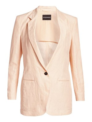 Emporio Armani tailored blazer