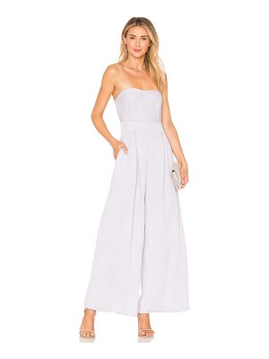 endless rose Strapless Jumpsuit