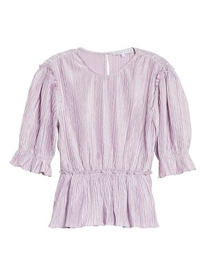 ENGLISH FACTORY puff sleeve blouse