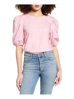 ENGLISH FACTORY puff sleeve top