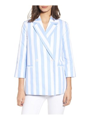 ENGLISH FACTORY stripe blazer