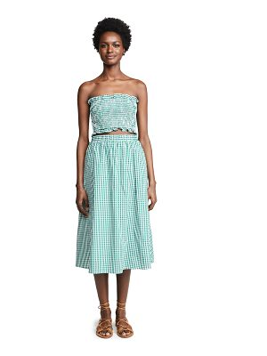 ENGLISH FACTORY two piece smocked set