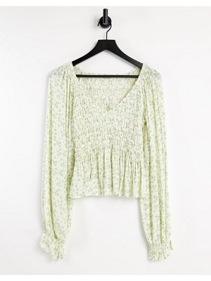 Envii erica top in bryony bloom-white