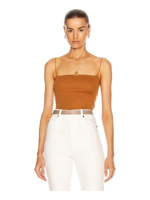 Enza Costa for fwrd essential strappy tank