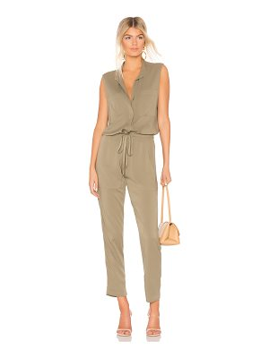 Enza Costa Sleeveless Jumpsuit
