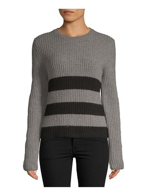 Equipment Carson Striped Sweater