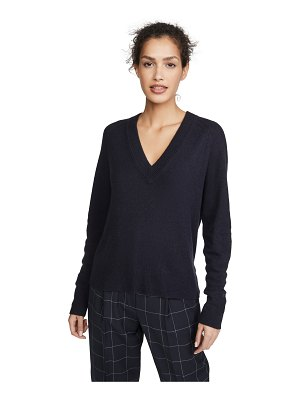 Equipment cashmere madalene v neck sweater