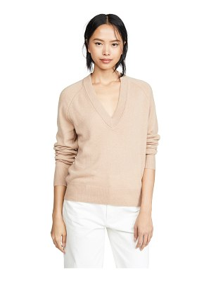 Equipment madalene cashmere v neck sweater