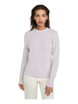 Equipment sanni crew neck cashmere sweater