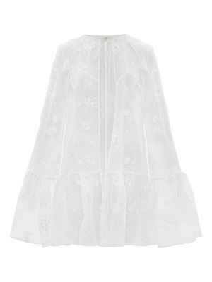 Erdem angelo lace cape
