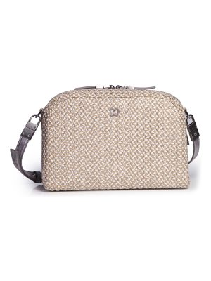 Eric Javits squishee courbe crossbody bag