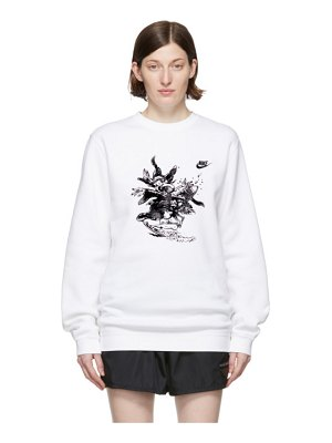 ERL nike edition witch 4 sweatshirt