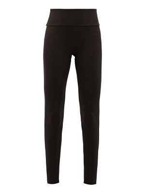 ERNEST LEOTY panelled performance leggings