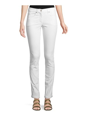 Escada J223 Stretch-Denim Skinny Jeans