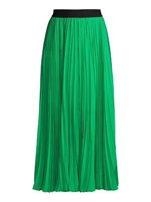 Escada Sport raheem pleated maxi skirt
