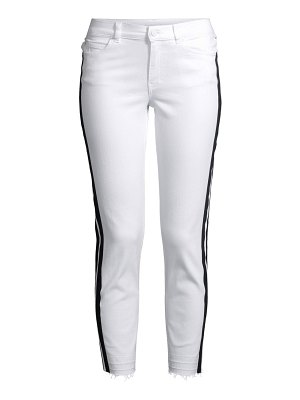 Escada Sport side stripe jeans