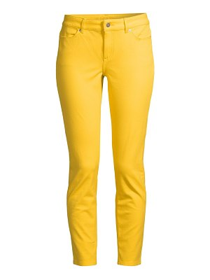 Escada Sport mid-rise skinny ankle jeans