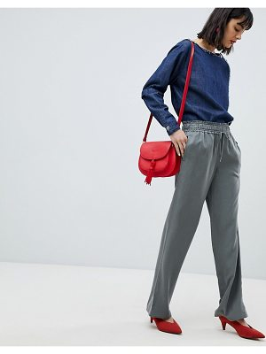 Esprit Wide Leg Relaxed Pants