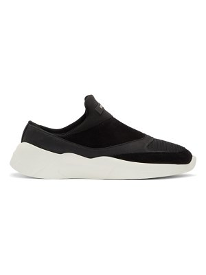 Essentials laceless backless sneakers