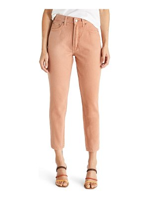 ETICA alex high waist ankle slim fit jeans