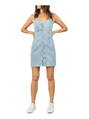 ETICA evelyn denim minidress